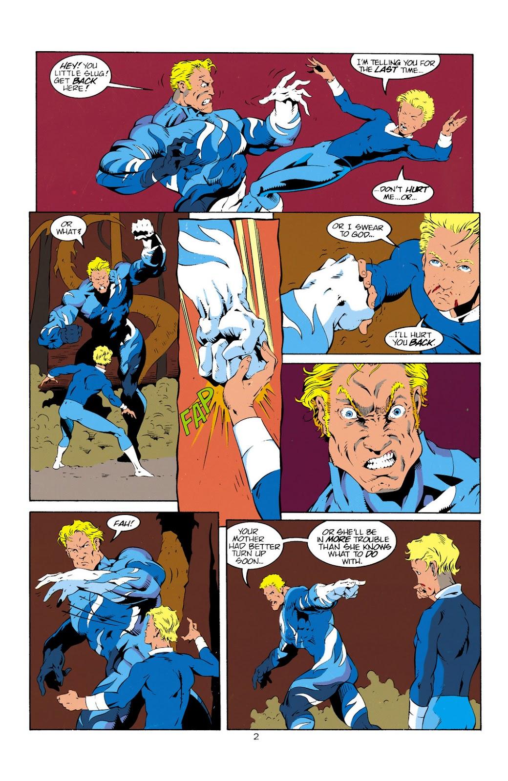 Aquaman (1994) Issue #12 #18 - English 3