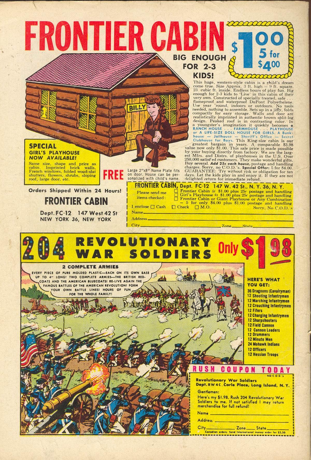 Read online Adventure Comics (1938) comic -  Issue #284 - 36