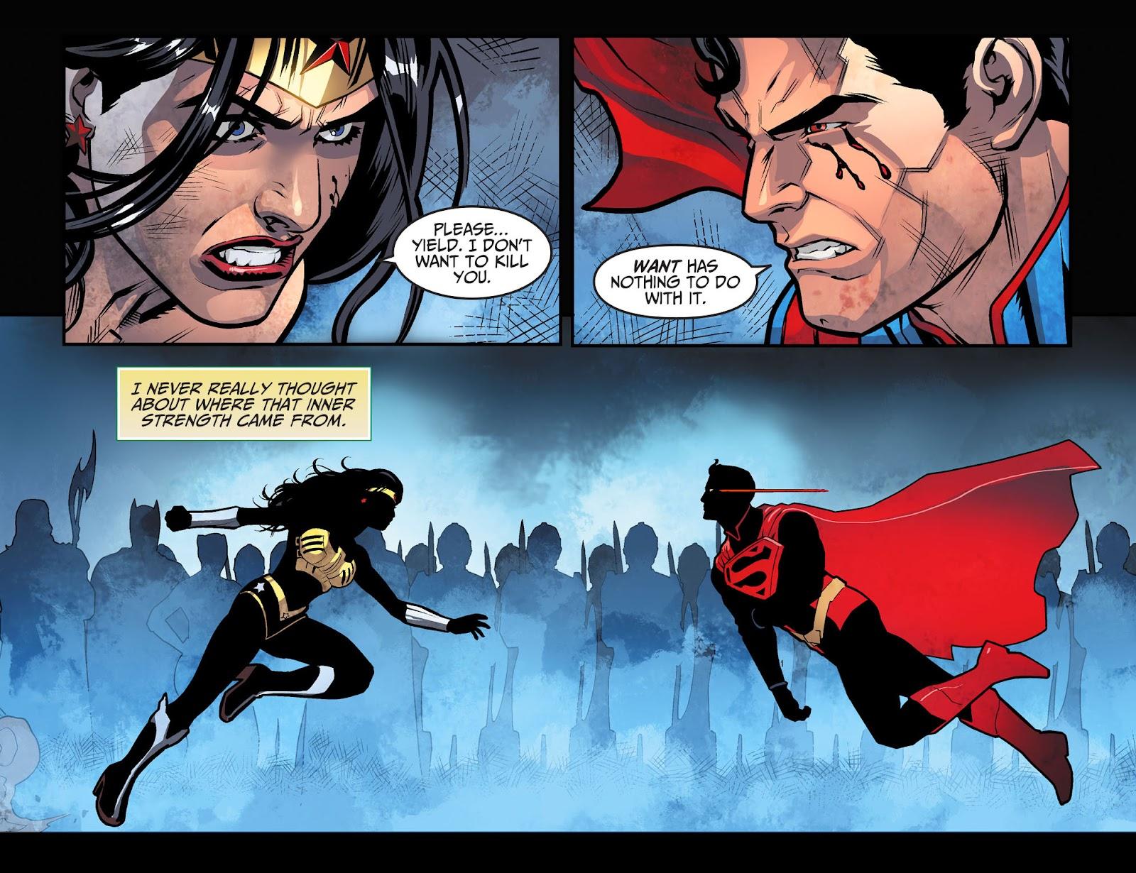 Injustice: Gods Among Us Year Four Issue #9 #10 - English 14
