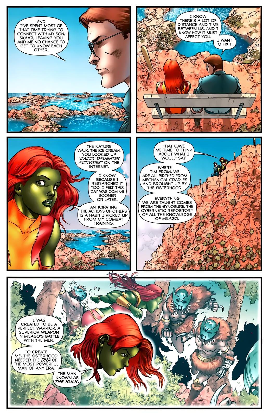 Incredible Hulks (2010) Issue #619 #9 - English 31