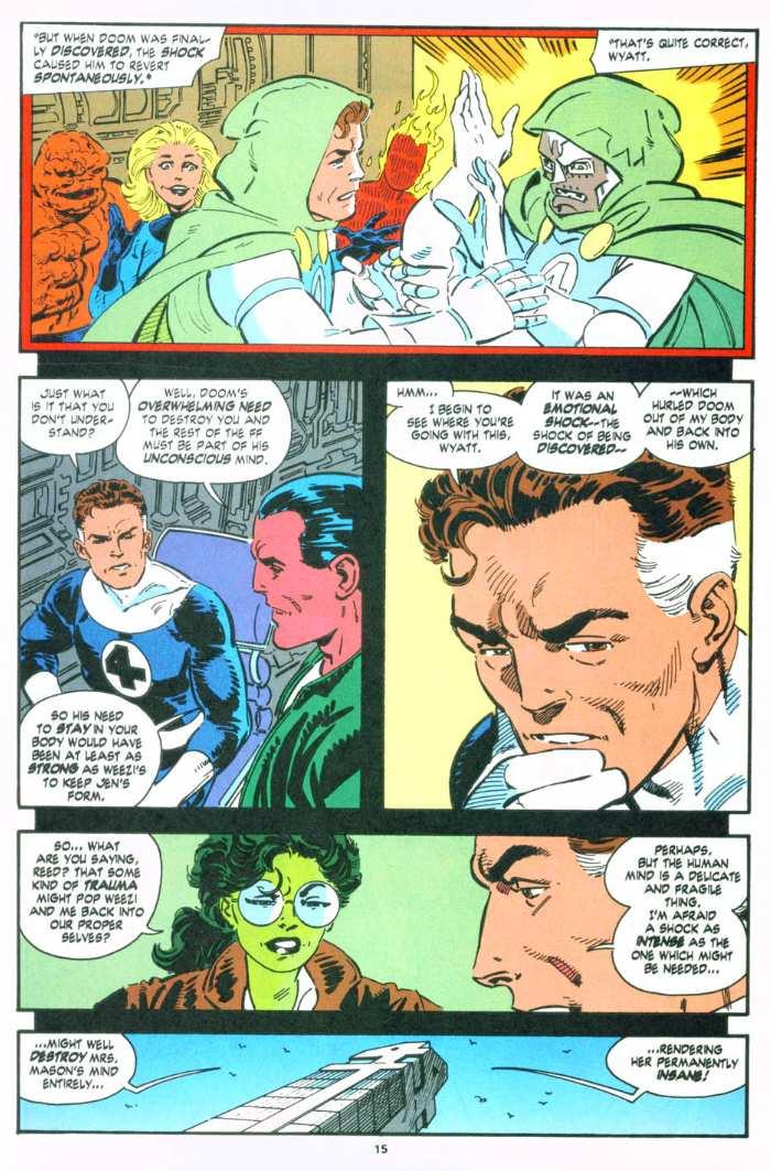 The Sensational She-Hulk Issue #49 #49 - English 14
