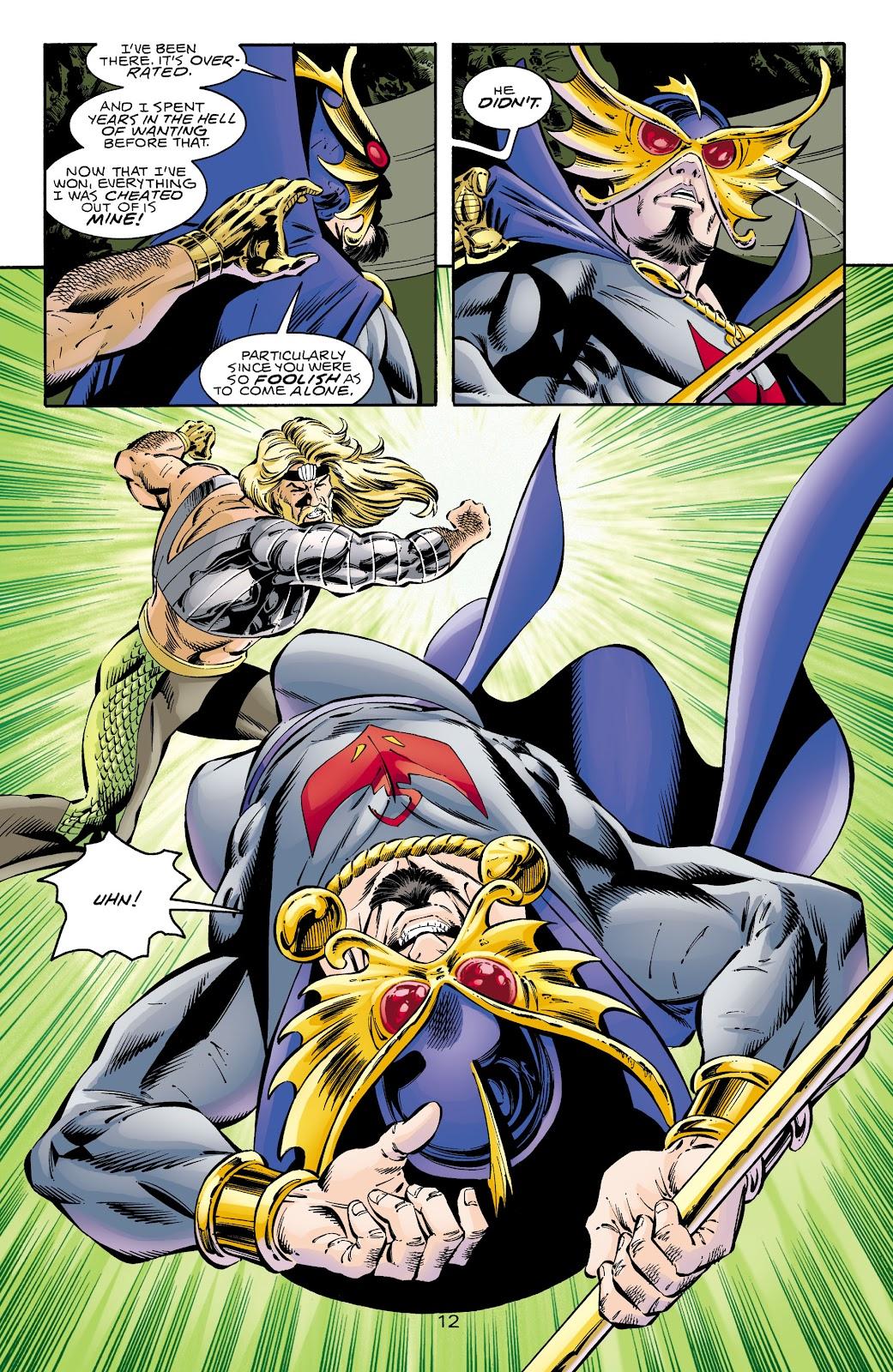 Aquaman (1994) Issue #68 #74 - English 13