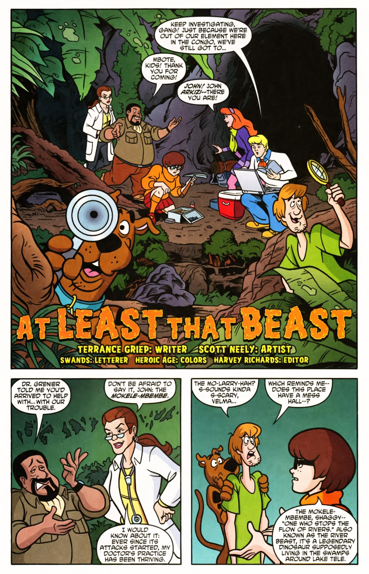Read online Scooby-Doo (1997) comic -  Issue #145 - 16