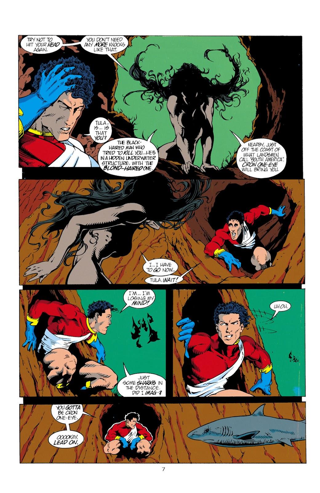 Aquaman (1994) Issue #2 #8 - English 8