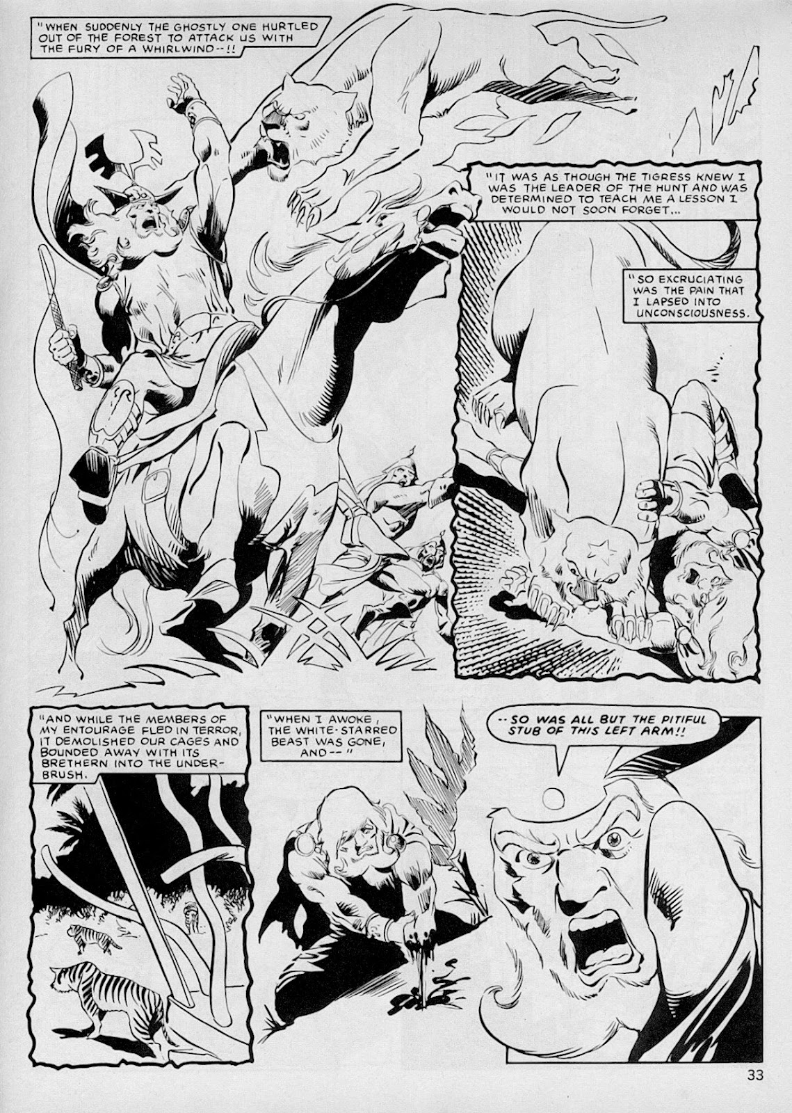 The Savage Sword Of Conan Issue #103 #104 - English 32