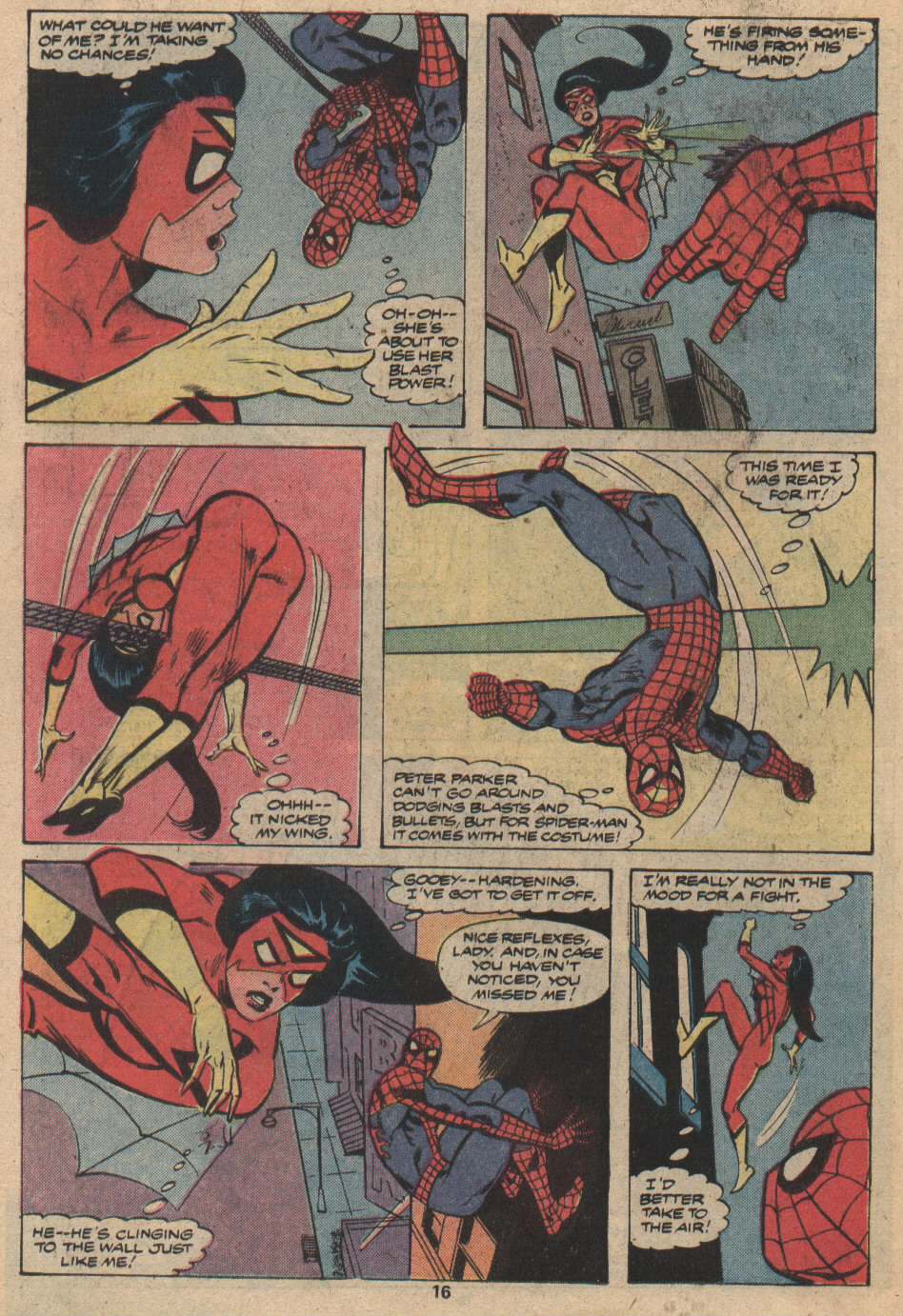 Spider-Woman (1978) Issue #20 #20 - English 11