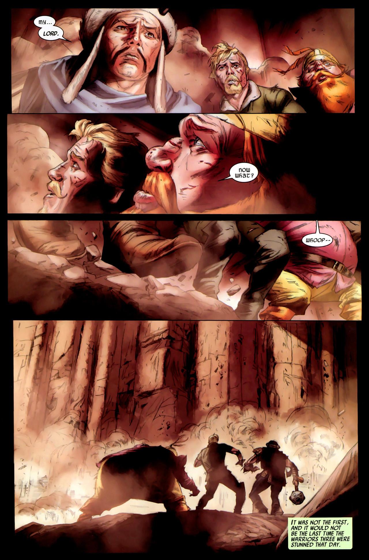Read online Secret Invasion: Thor comic -  Issue #3 - 20