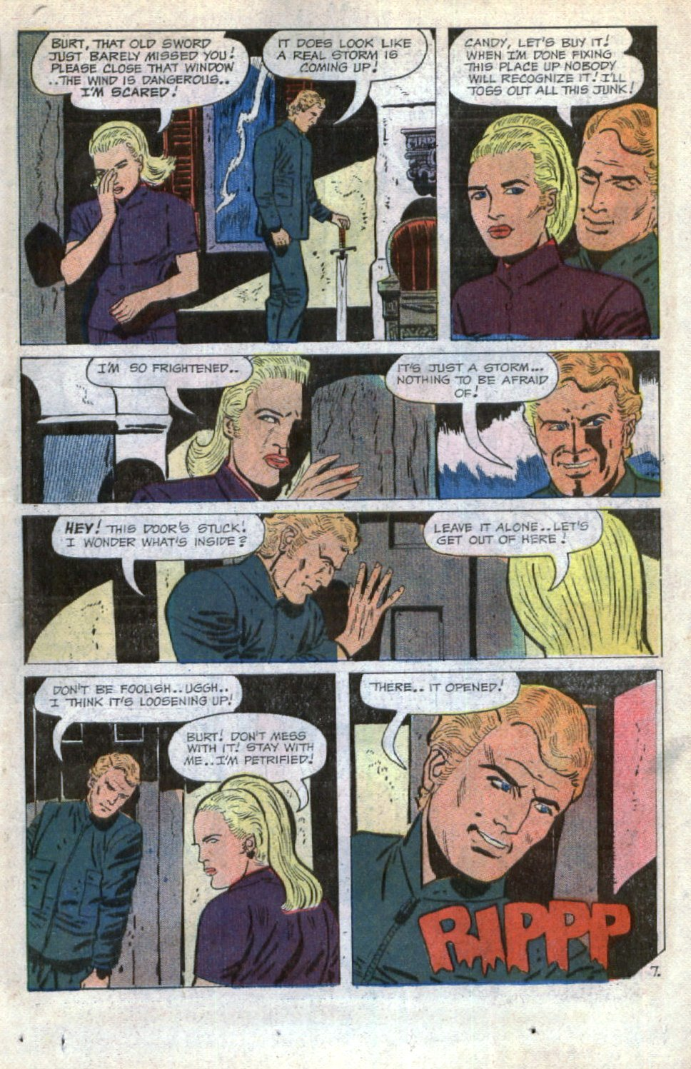 Read online Scary Tales comic -  Issue #34 - 19