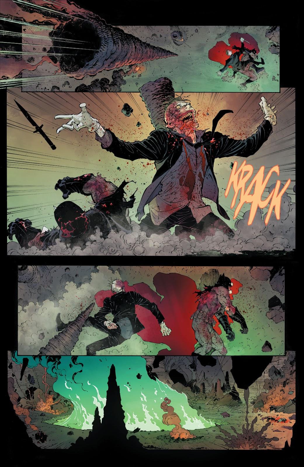 Batman (2011) Issue #40 #59 - English 22
