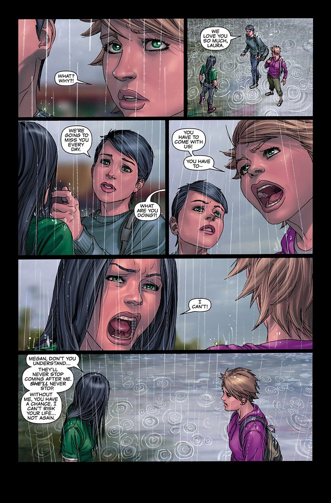 X-23: Target X Issue #5 #5 - English 21