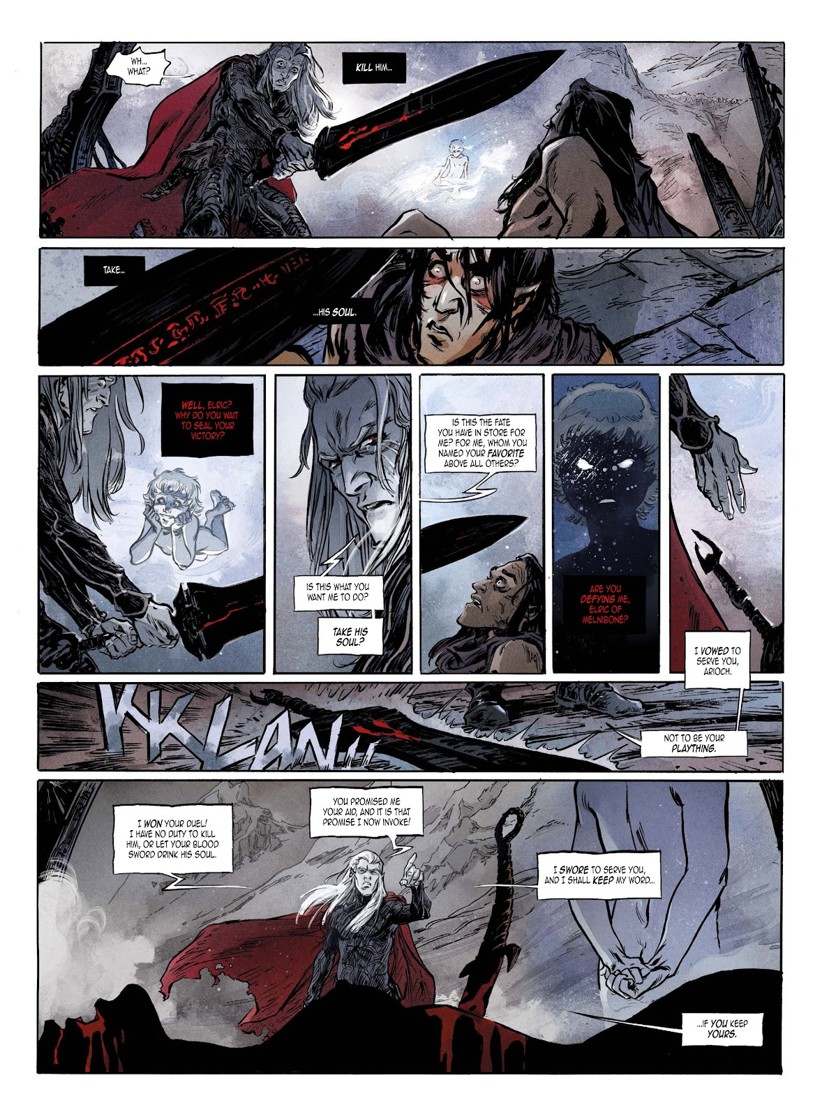 Elric (2014) TPB 2 #2 - English 47