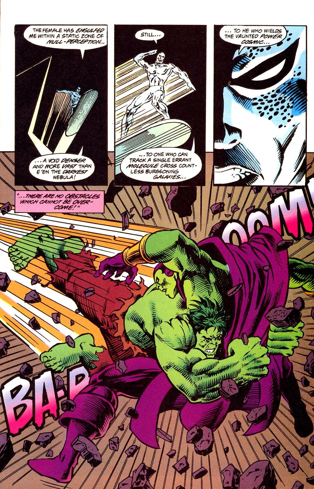 Read online Secret Defenders comic -  Issue #24 - 17