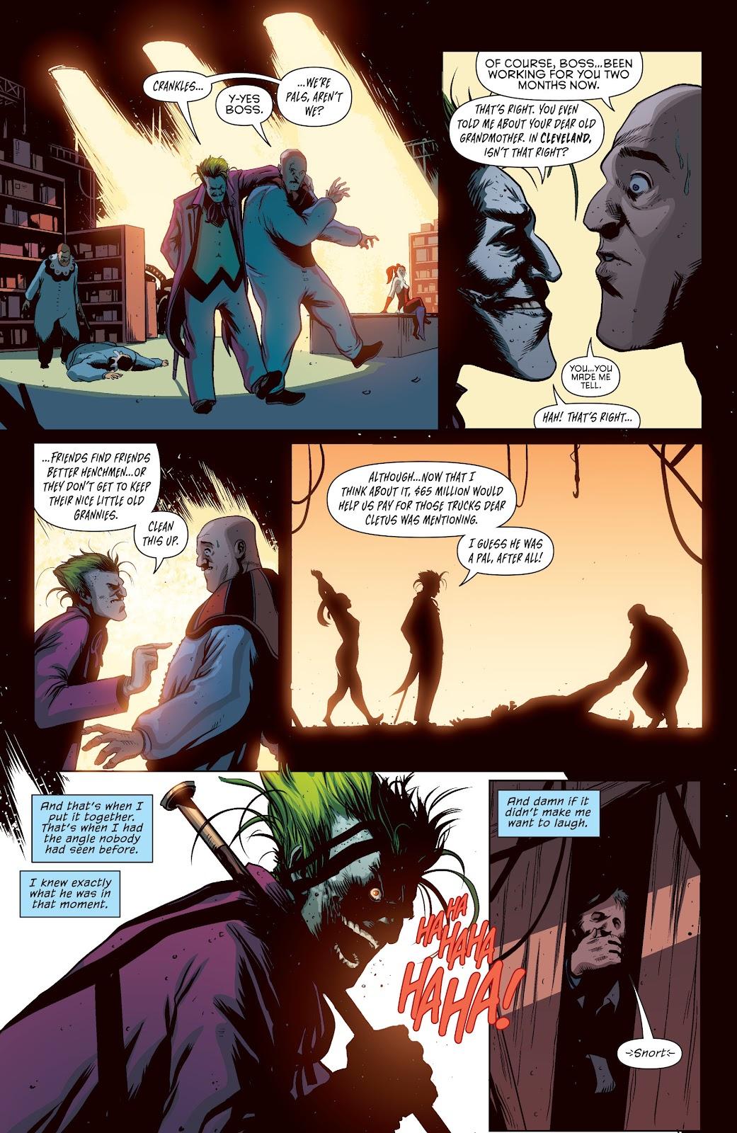 Batman (2011) Annual 3 #13 - English 11