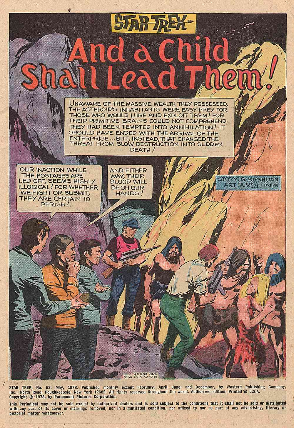 Star Trek (1967) #52 #52 - English 2