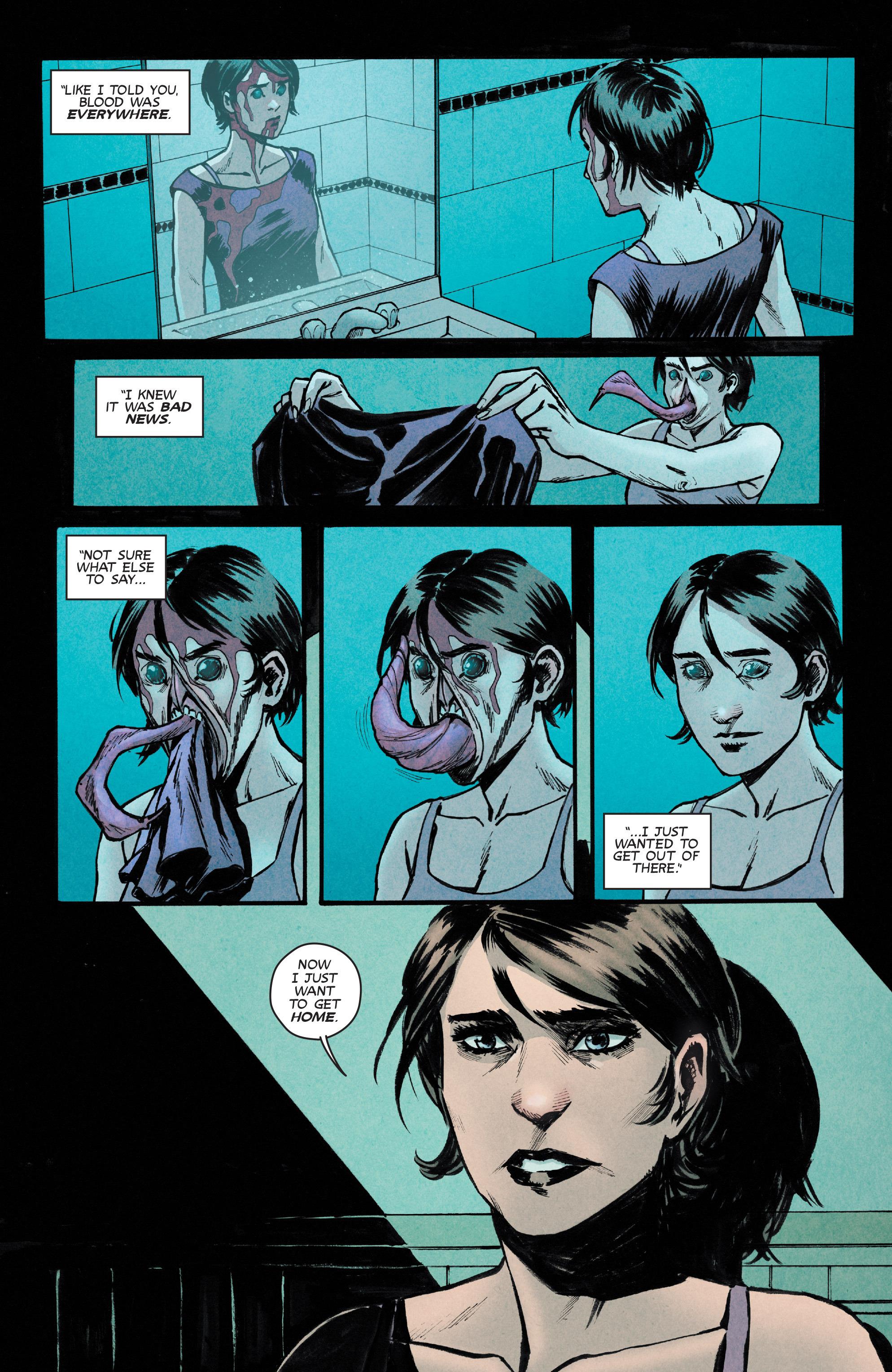 Read online Glitterbomb comic -  Issue #2 - 10