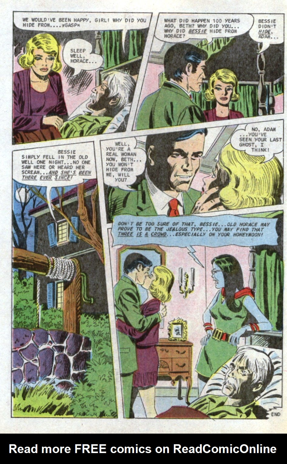 Read online Scary Tales comic -  Issue #44 - 32
