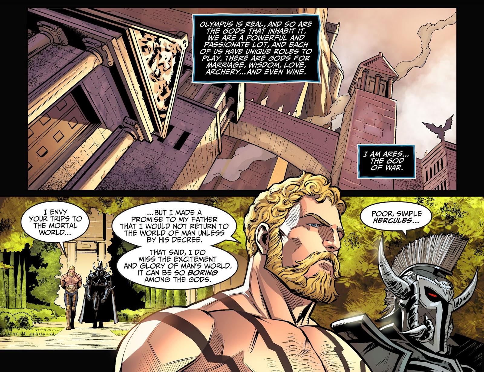Injustice: Gods Among Us Year Four Issue #1 #2 - English 4