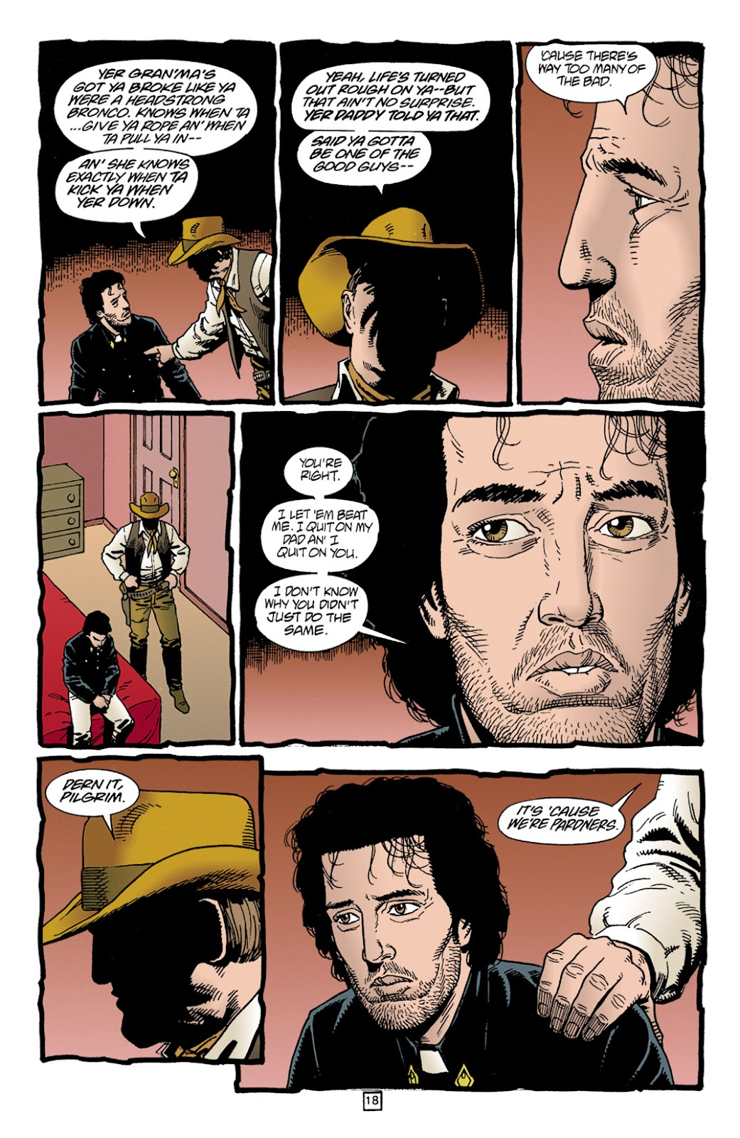 Preacher Issue #11 #20 - English 19