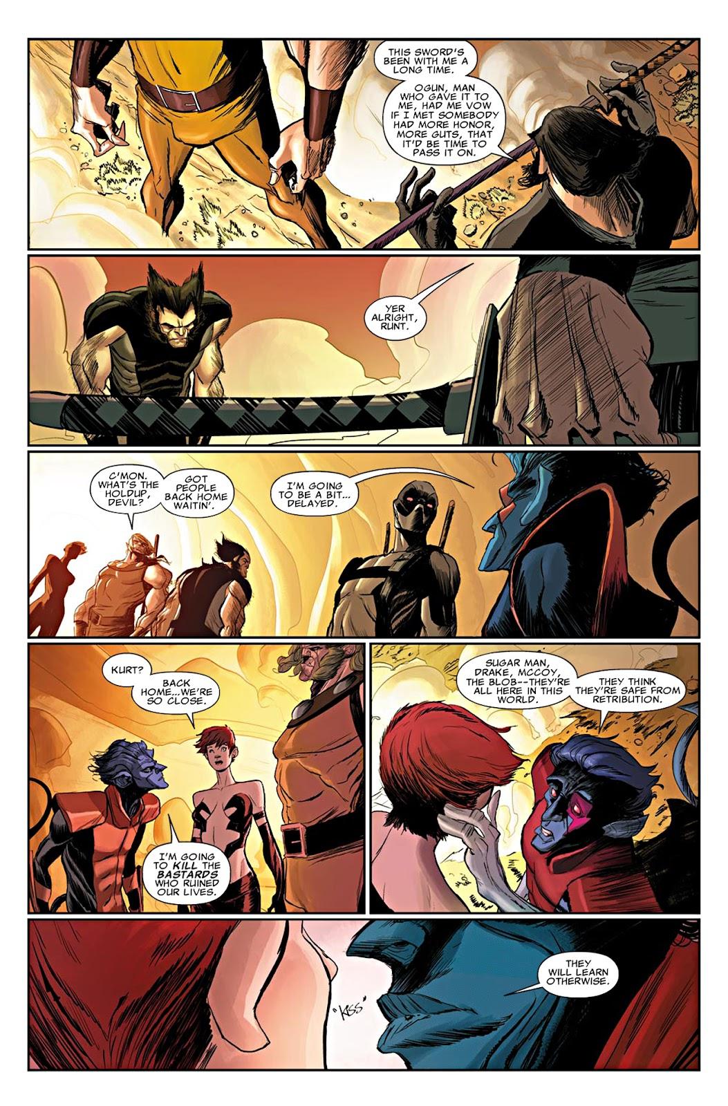 Uncanny X-Force (2010) Issue #19 #20 - English 10