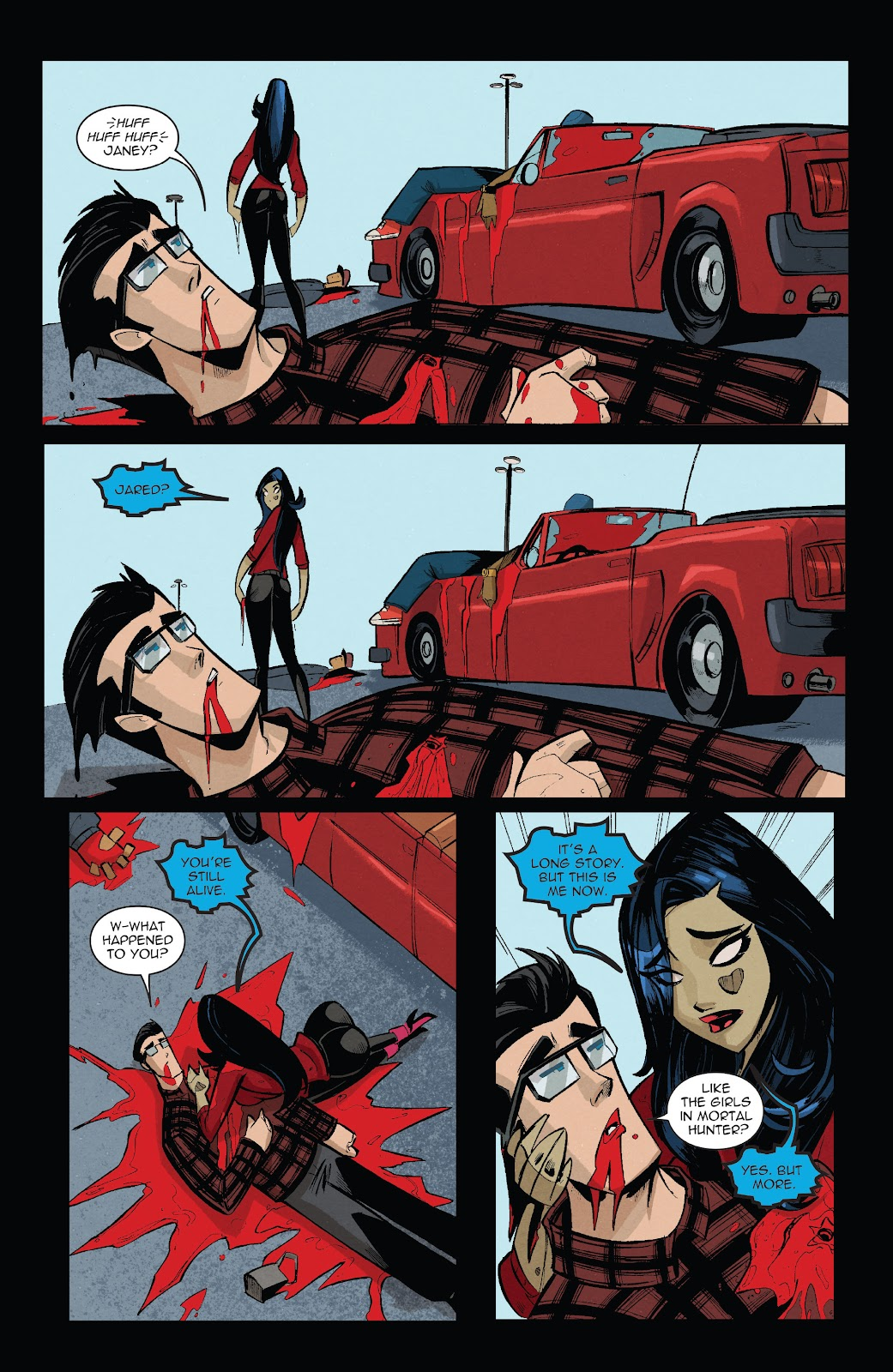 Zombie Tramp: VD Special Full Page 20