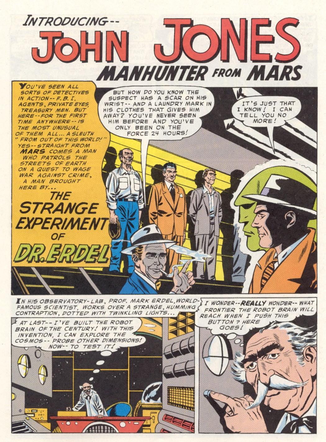 Read online Secret Origins (1961) comic -  Issue # Full - 55