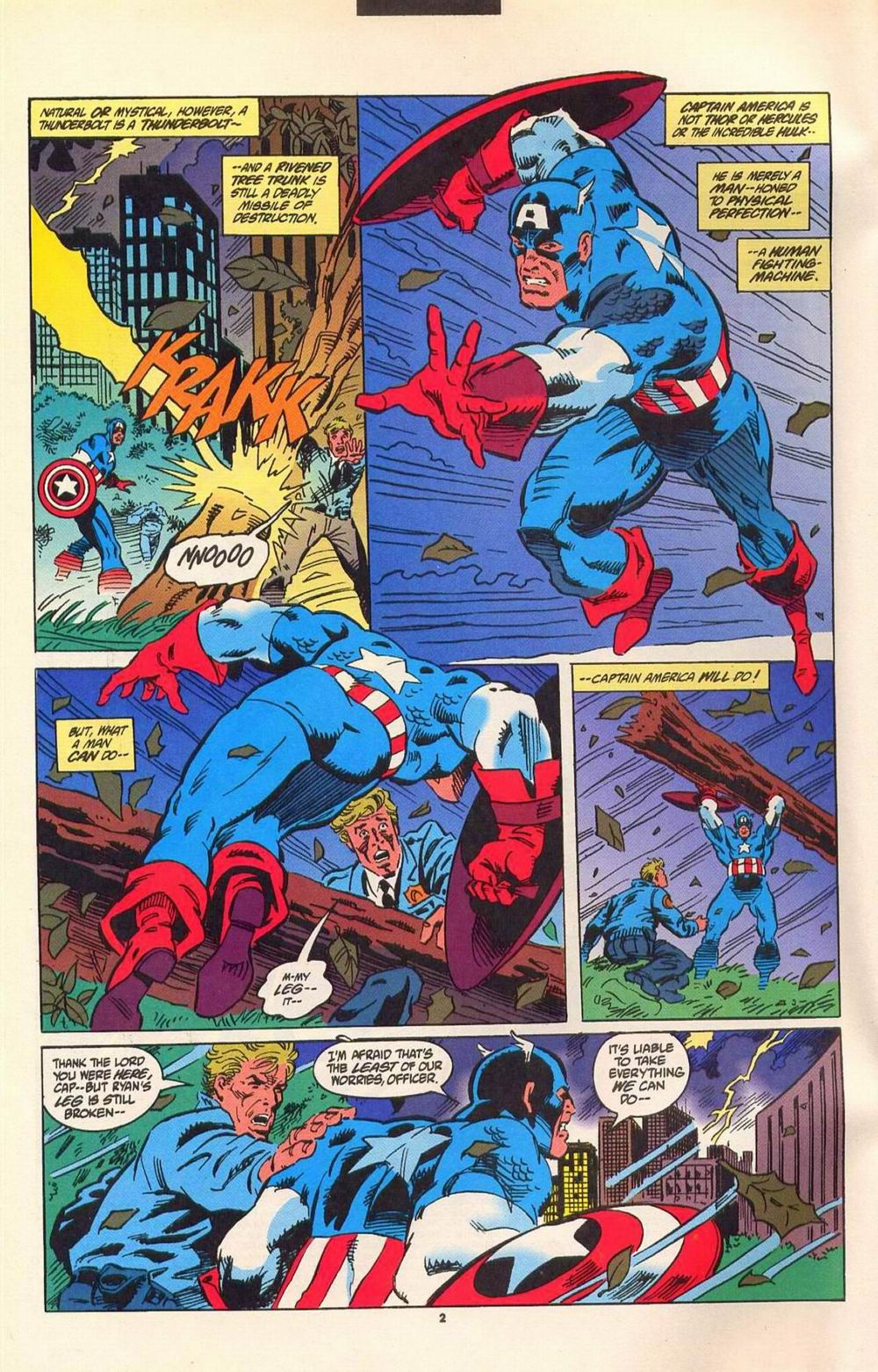Read online Secret Defenders comic -  Issue #7 - 3