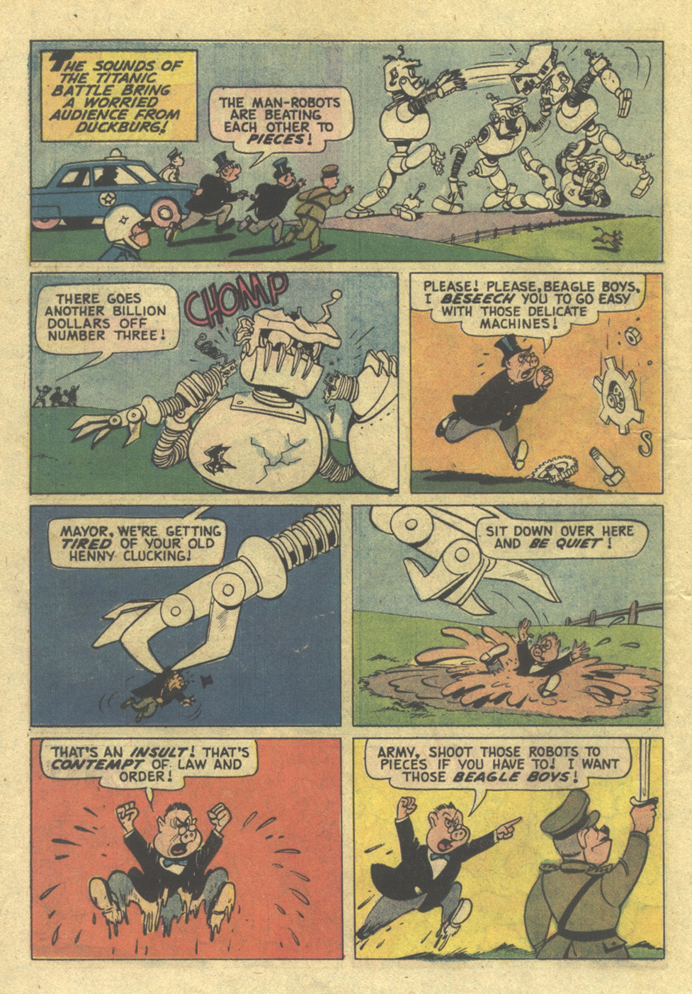 Uncle Scrooge (1953) Issue #115 #115 - English 26