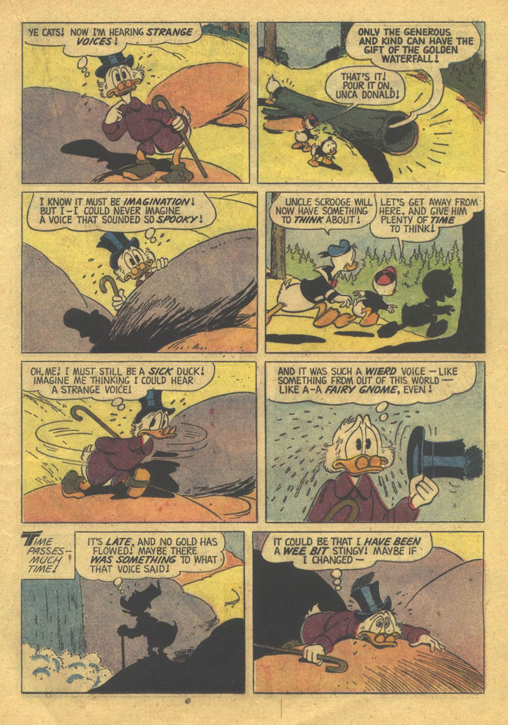 Uncle Scrooge (1953) Issue #22 #22 - English 21