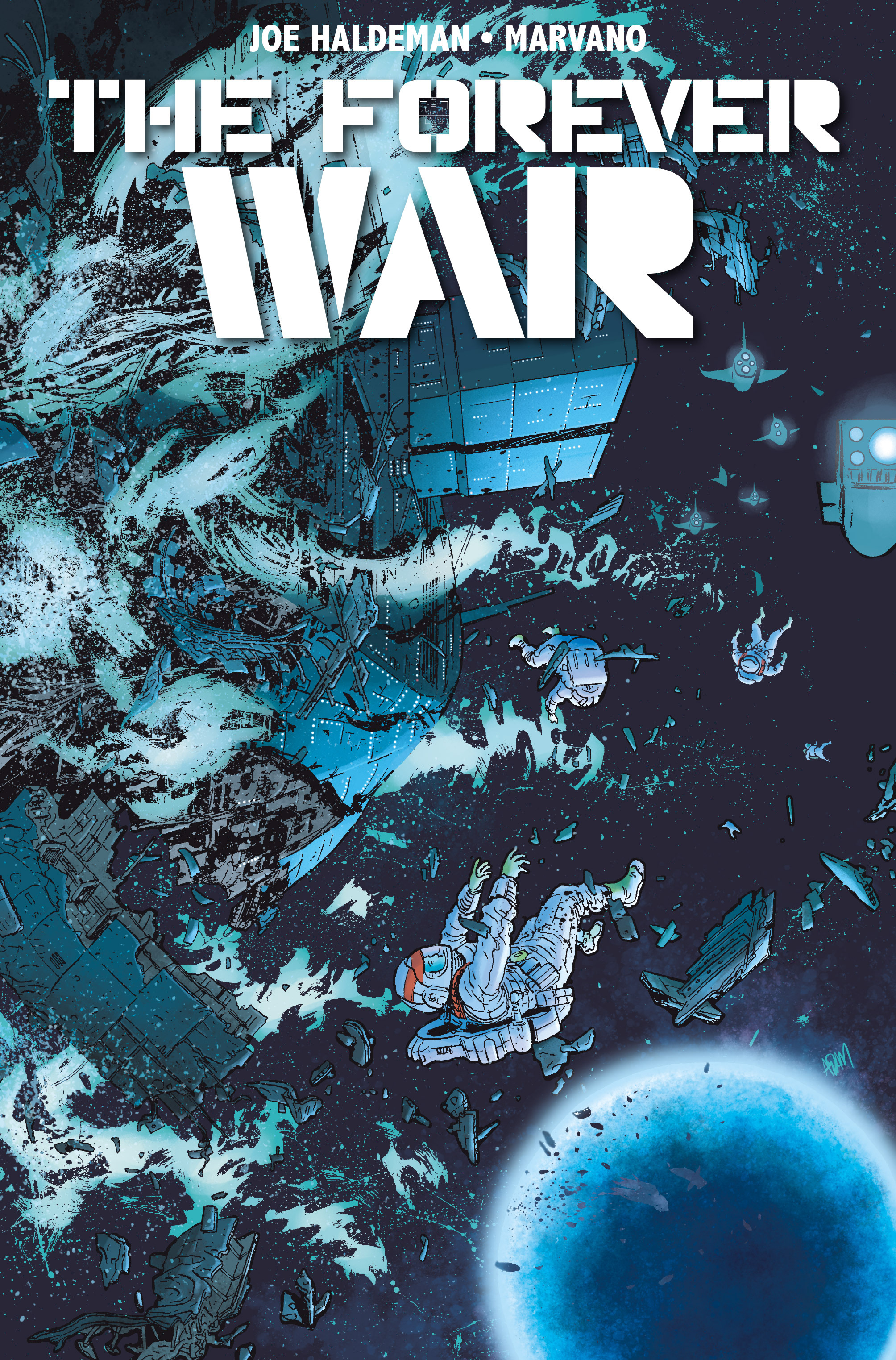 The Forever War (2017) #1 #6 - English 34