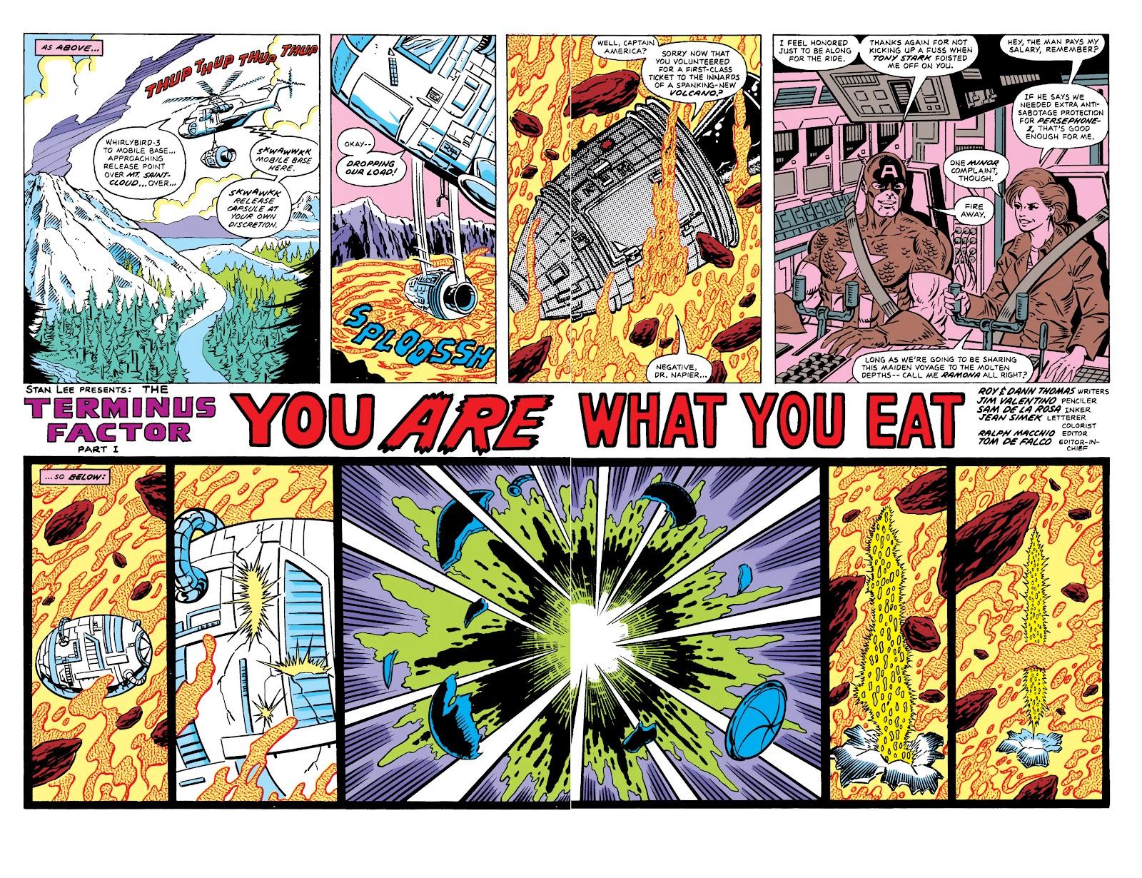Captain America (1968) _Annual 9 #9 - English 3