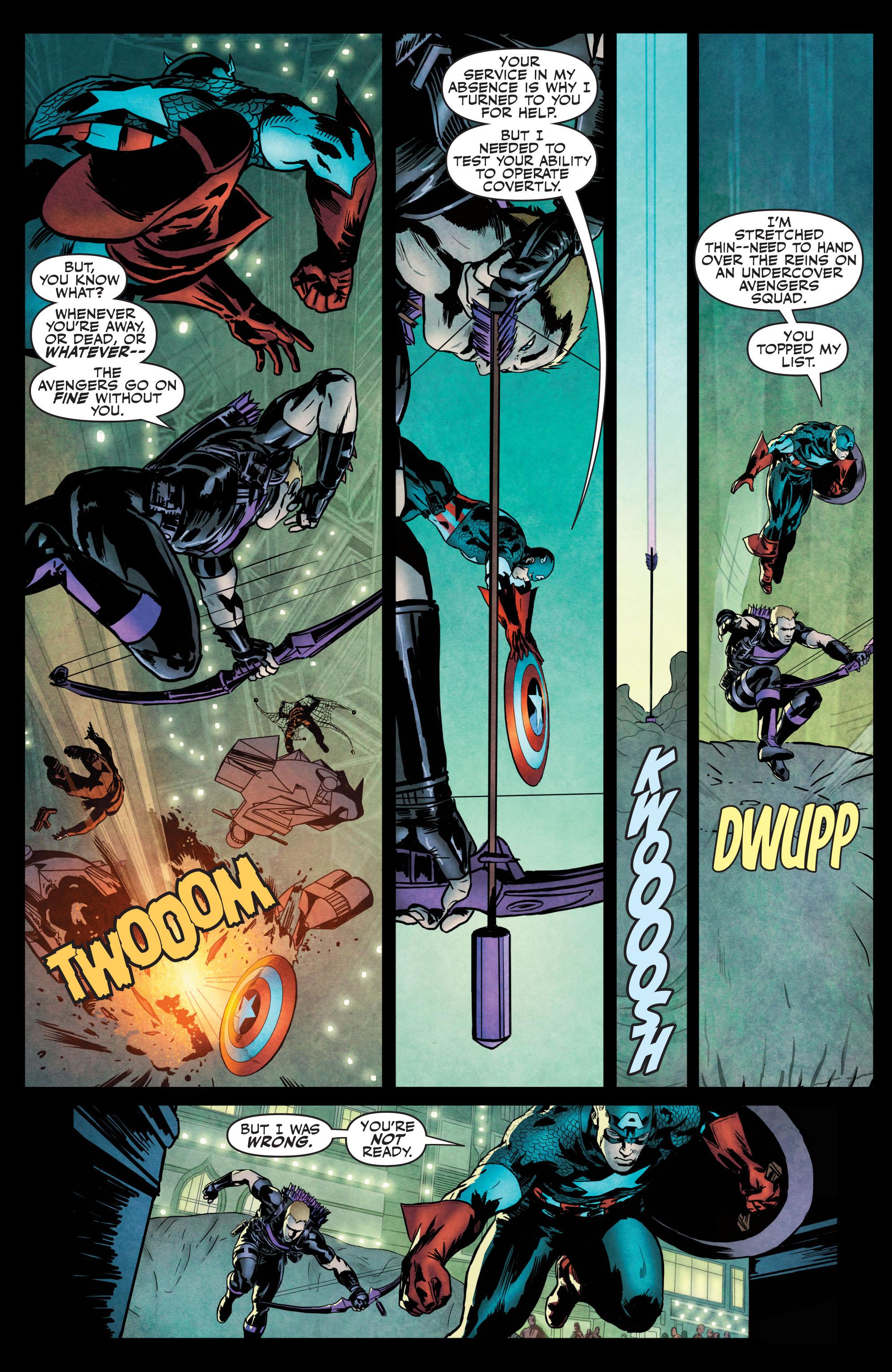 Read online Secret Avengers (2010) comic -  Issue #21.1 - 11