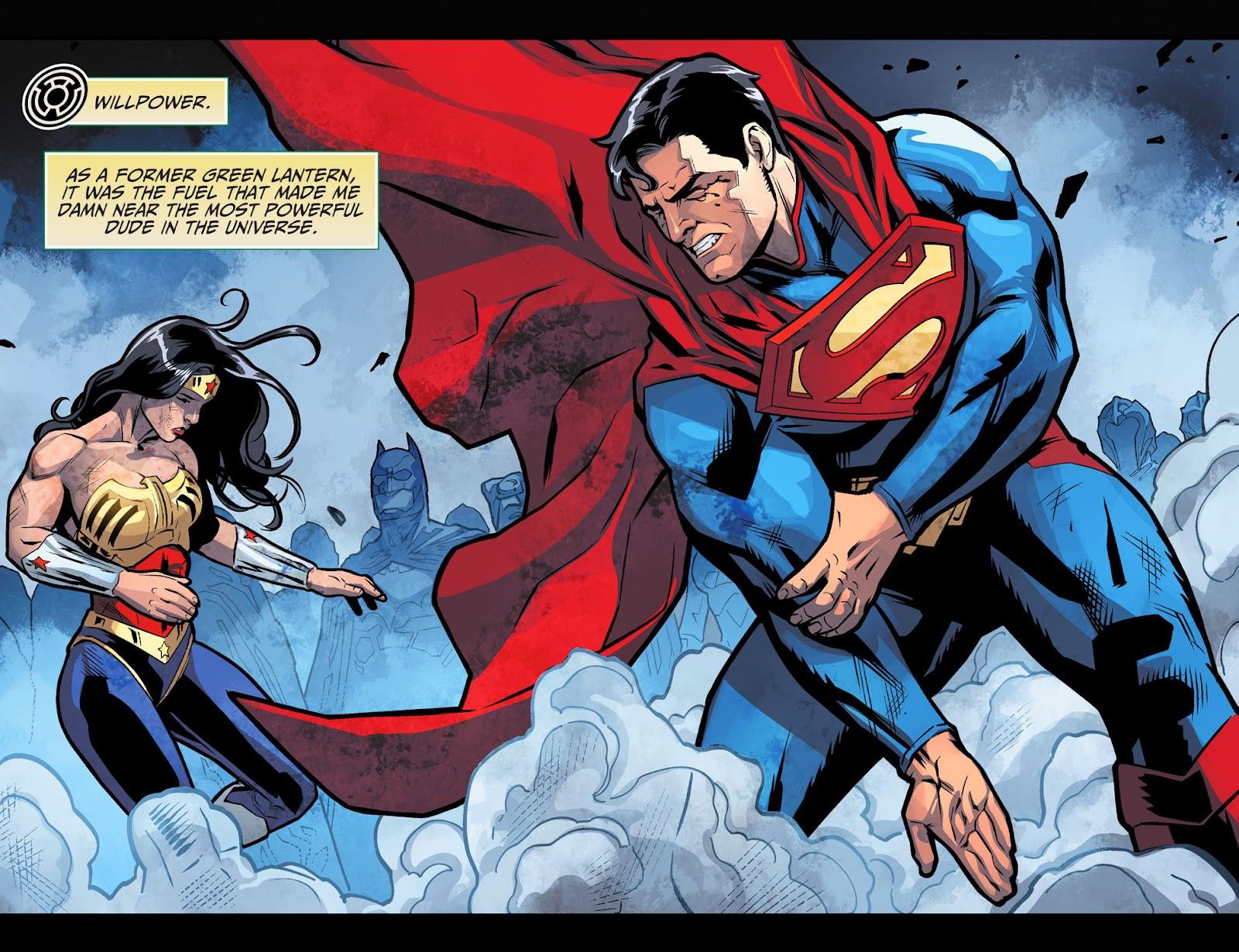 Injustice: Gods Among Us Year Four Issue #9 #10 - English 13