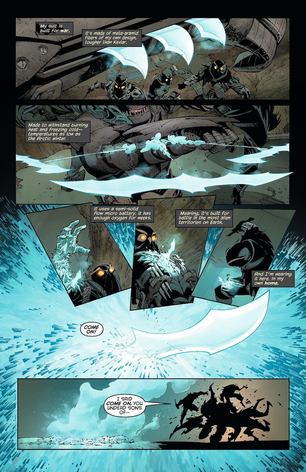 Batman (2011) Issue #9 #24 - English 8