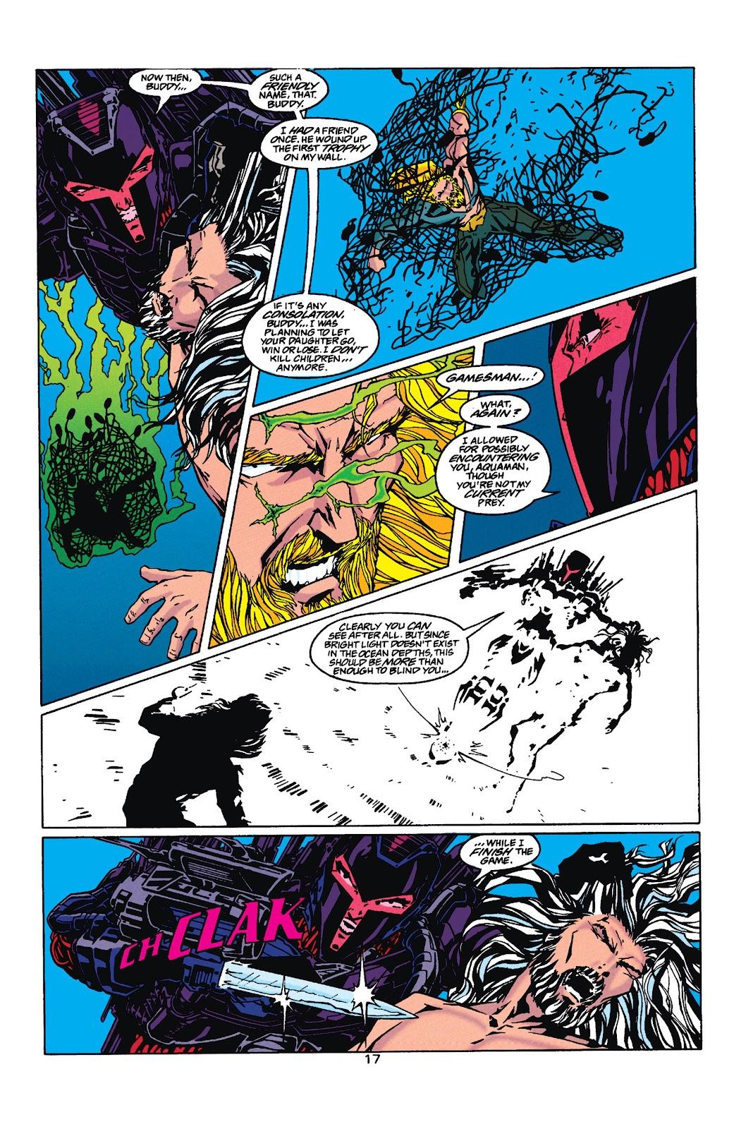 Aquaman (1994) Issue #35 #41 - English 17
