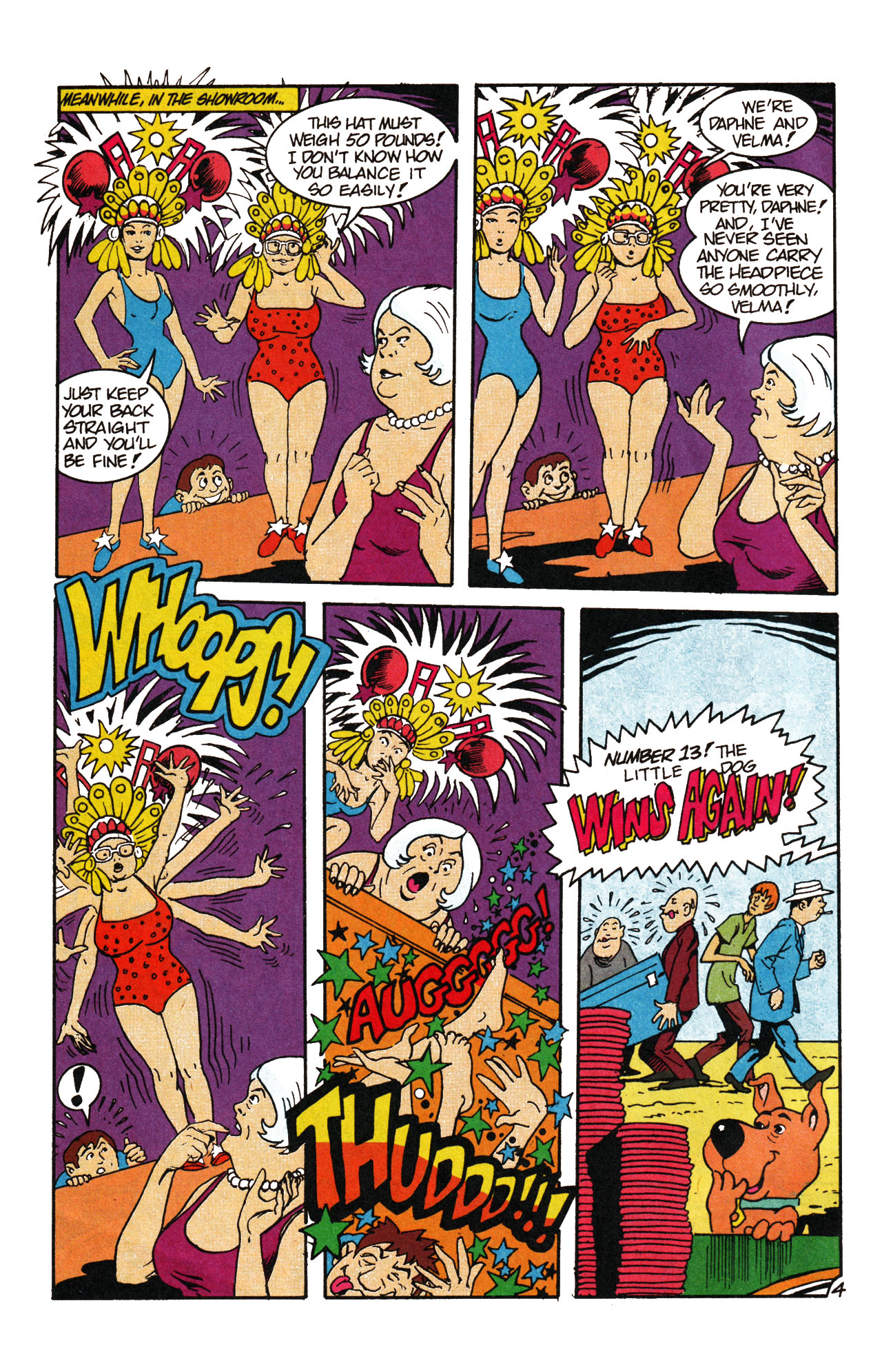 Read online Scooby-Doo (1995) comic -  Issue #13 - 7