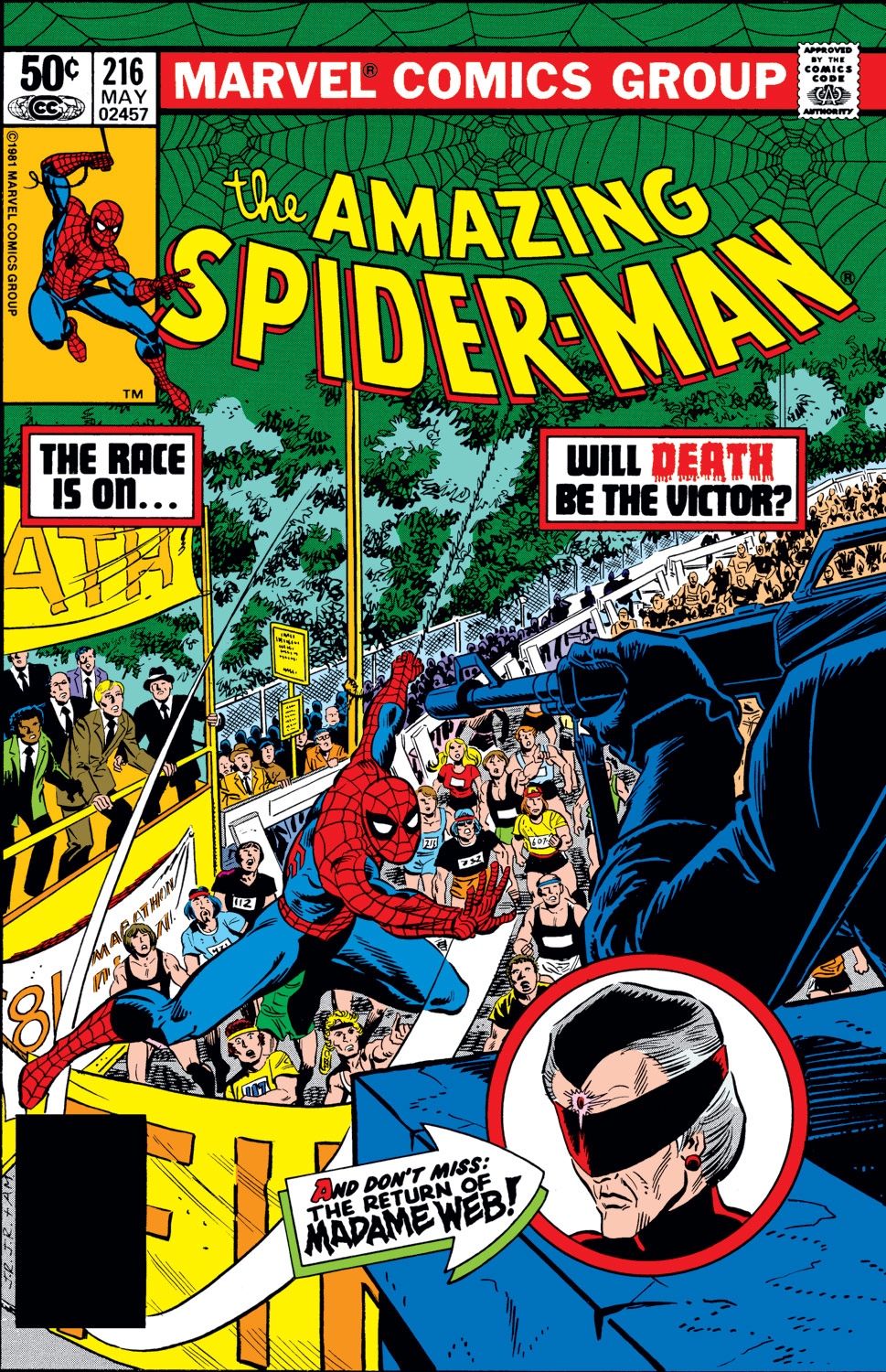 The Amazing Spider-Man (1963) 216 Page 1