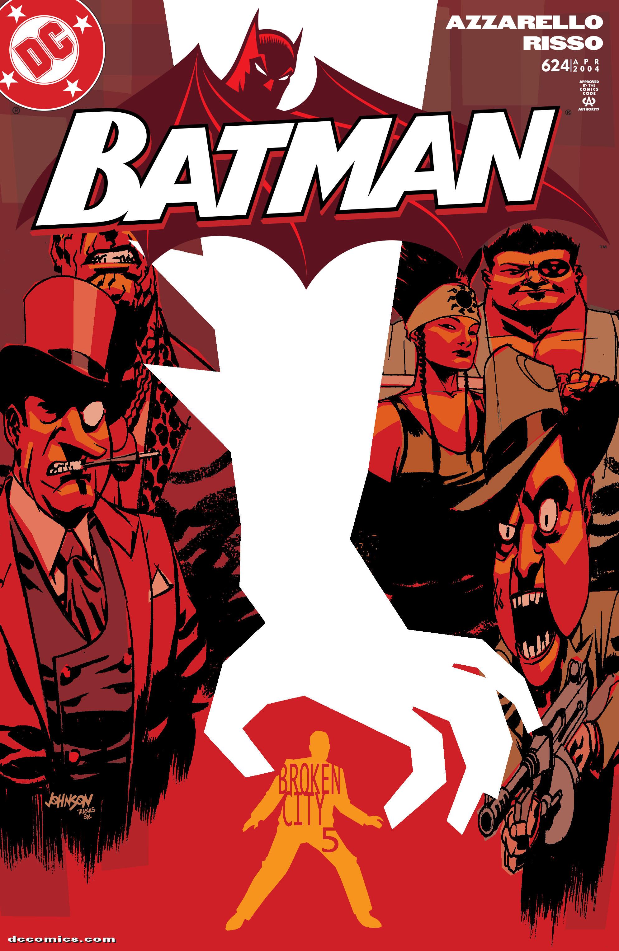 Batman (1940) 624 Page 1