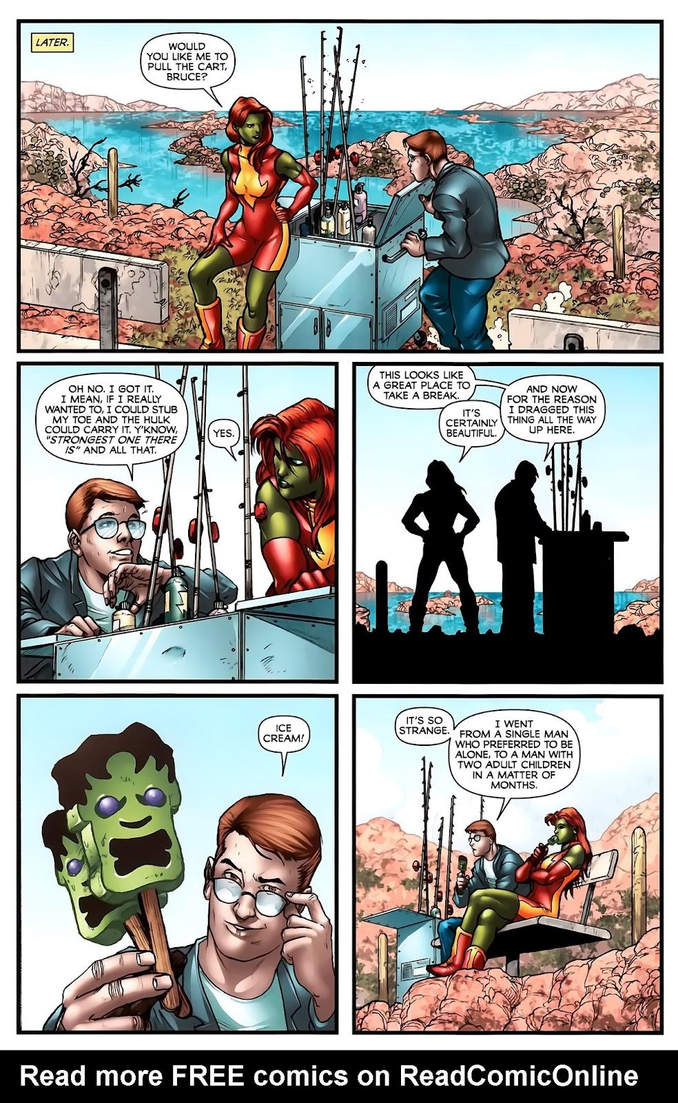 Incredible Hulks (2010) Issue #619 #9 - English 30