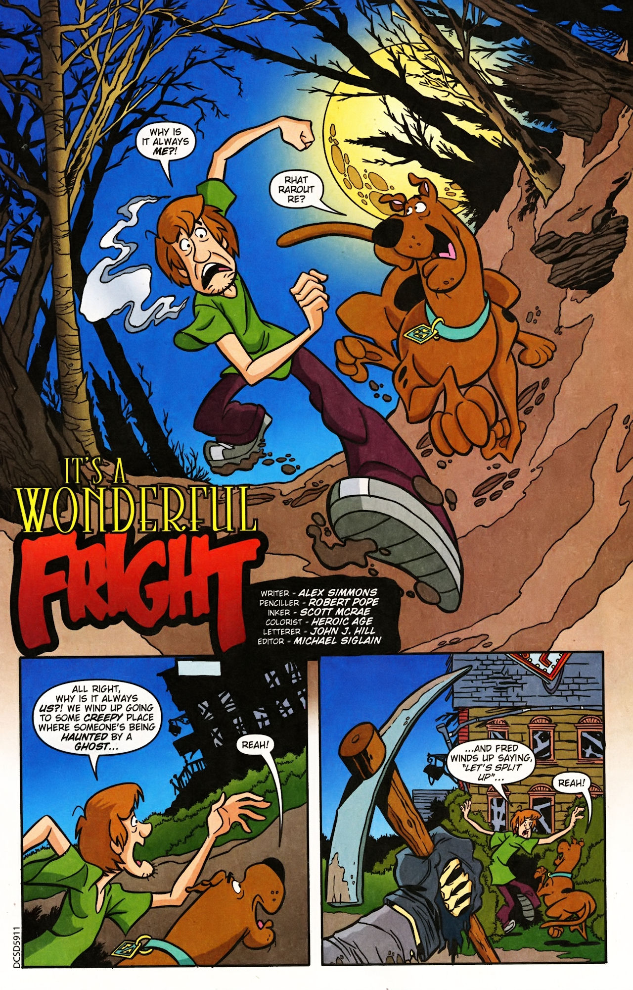 Read online Scooby-Doo (1997) comic -  Issue #139 - 2