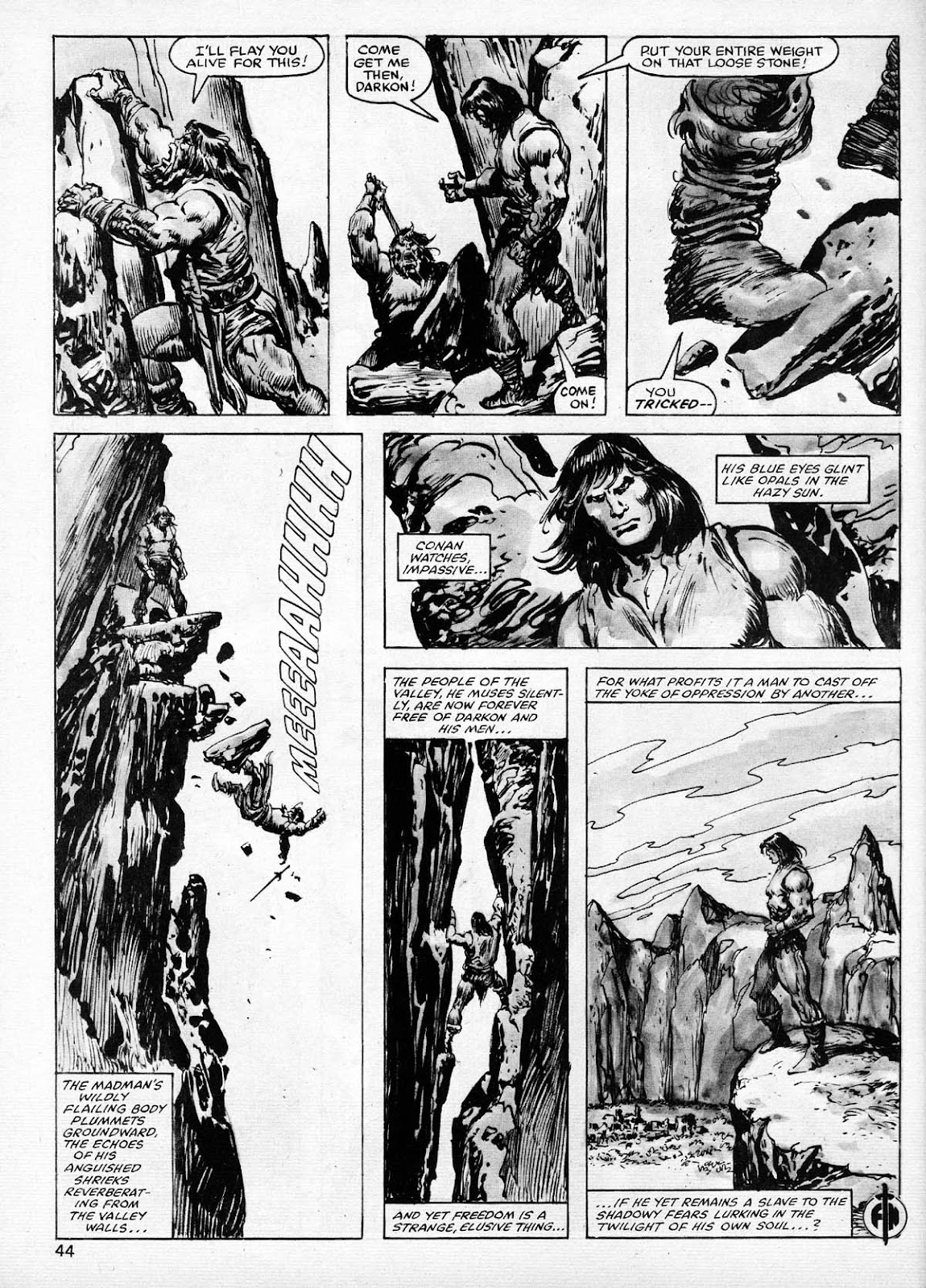 The Savage Sword Of Conan Issue #77 #78 - English 44