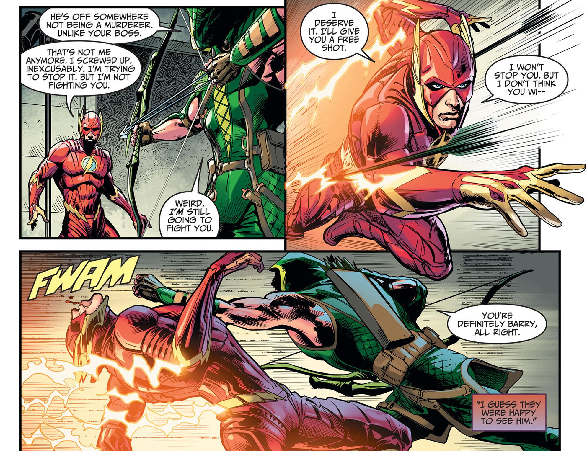 Read online Injustice: Ground Zero comic -  Issue #21 - 11