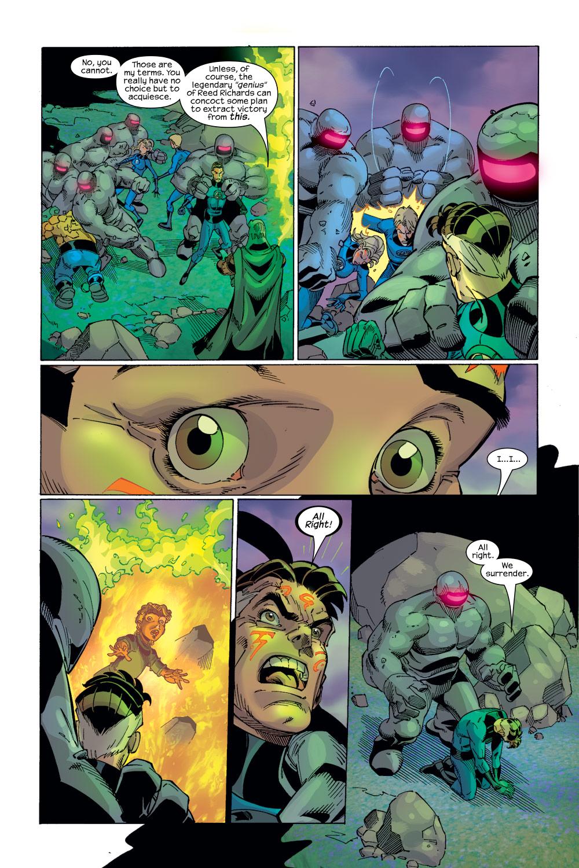 Fantastic Four (1998) #70 #74 - English 14