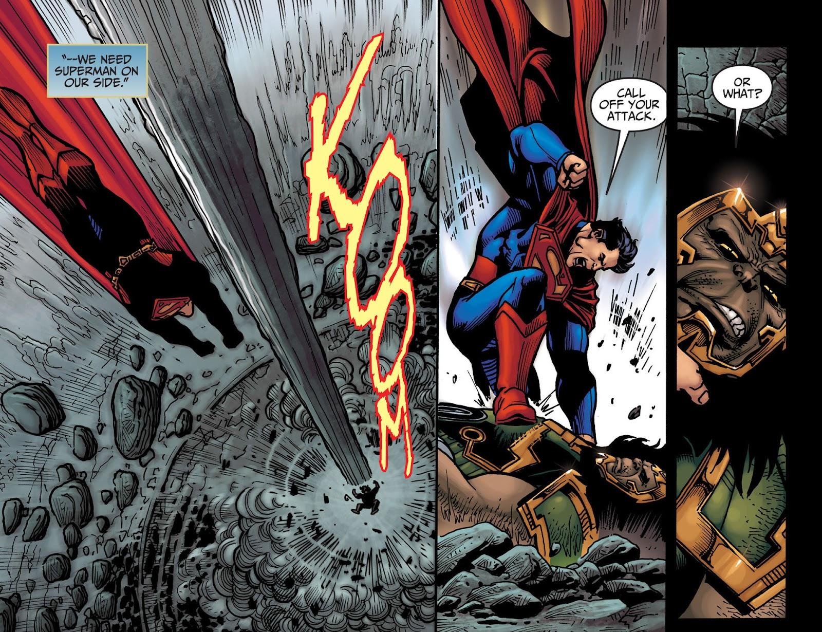 Injustice: Gods Among Us [I] Issue #23 #24 - English 15