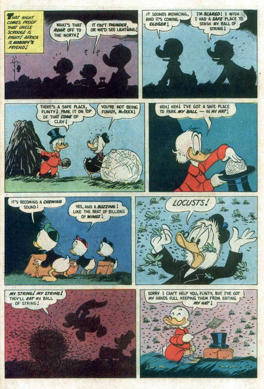 Uncle Scrooge (1953) Issue #160 #160 - English 22