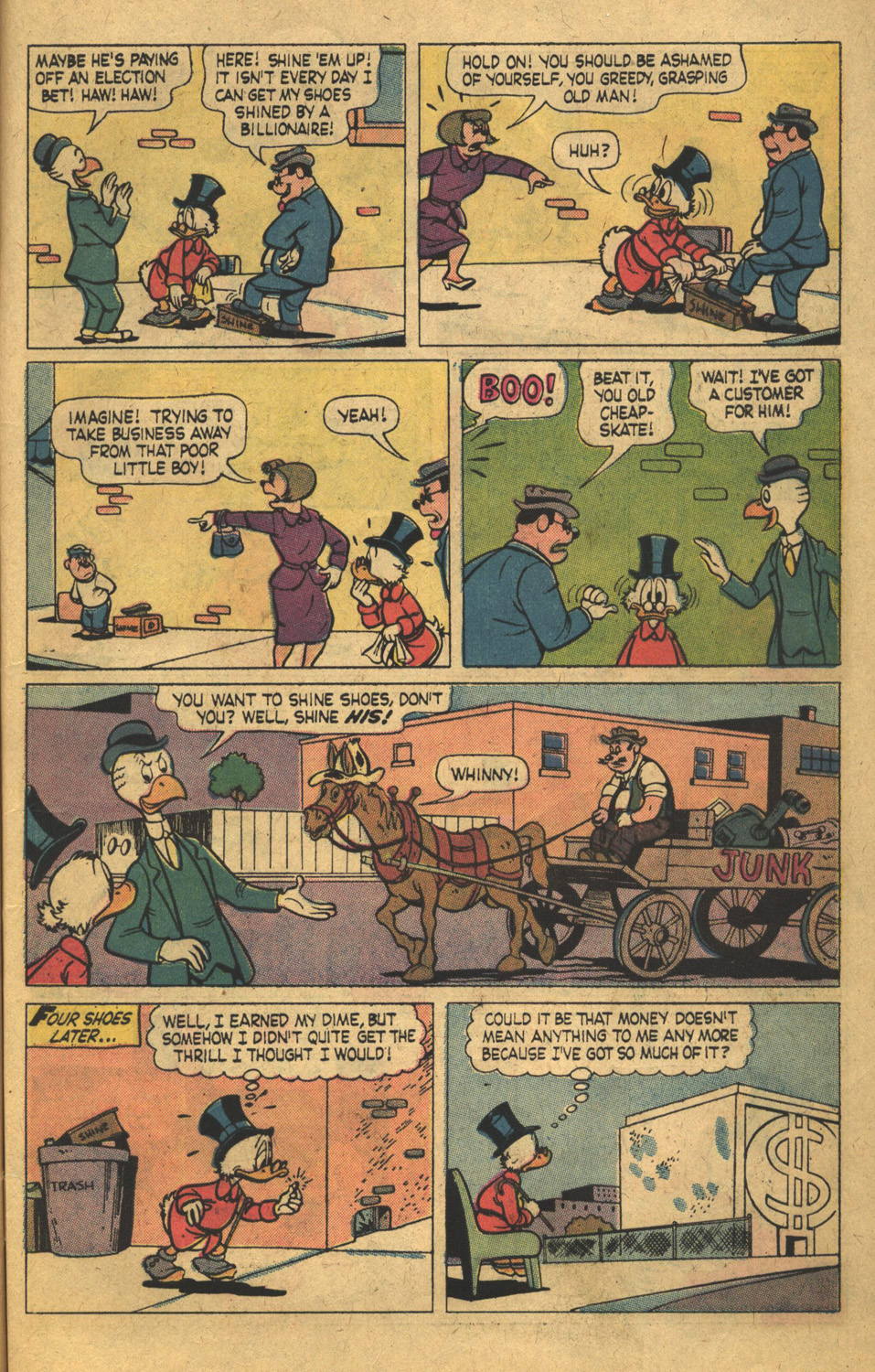 Uncle Scrooge (1953) Issue #116 #116 - English 36
