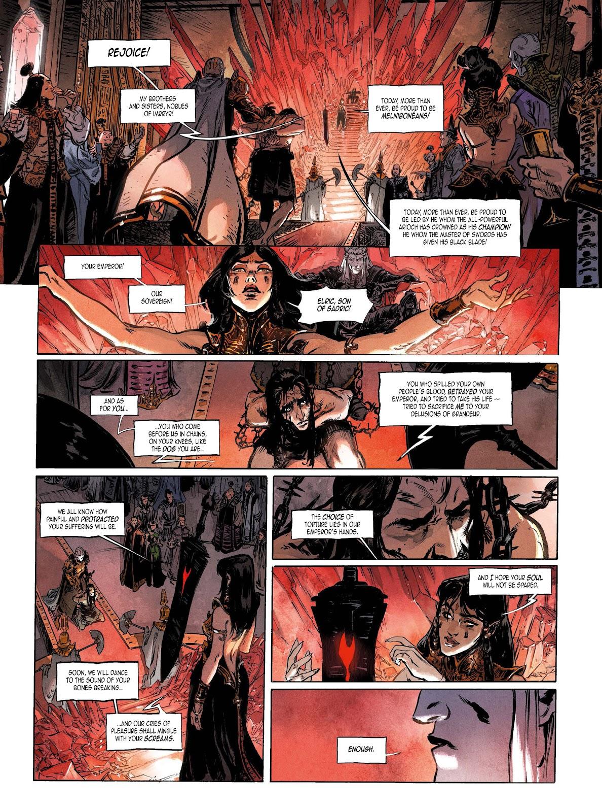Elric (2014) TPB 2 #2 - English 53