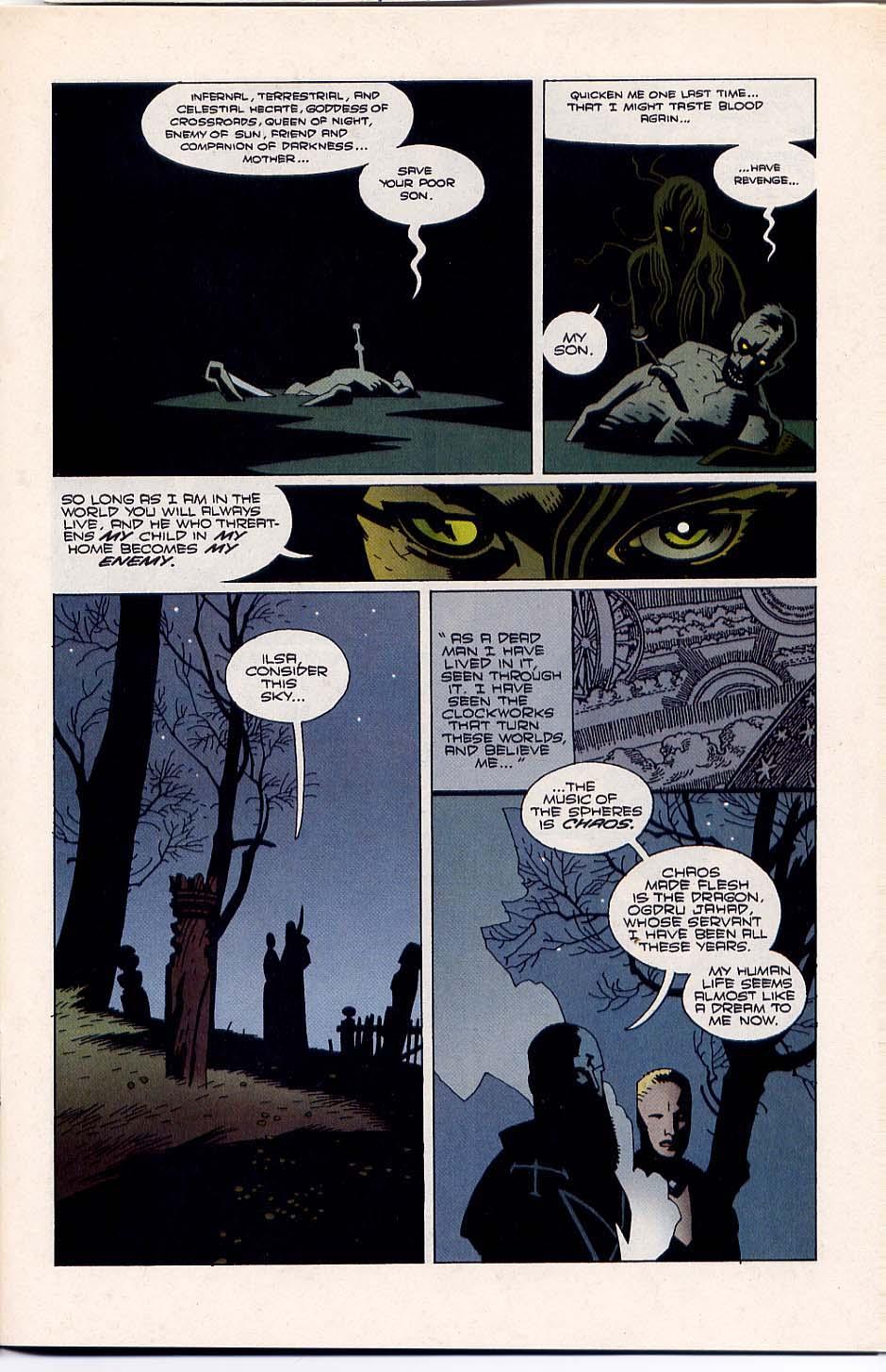 Hellboy: Wake the Devil Issue #3 #3 - English 11
