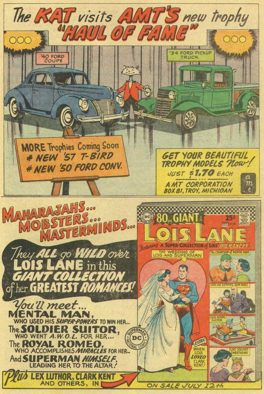Aquaman (1962) Issue #29 #29 - English 23