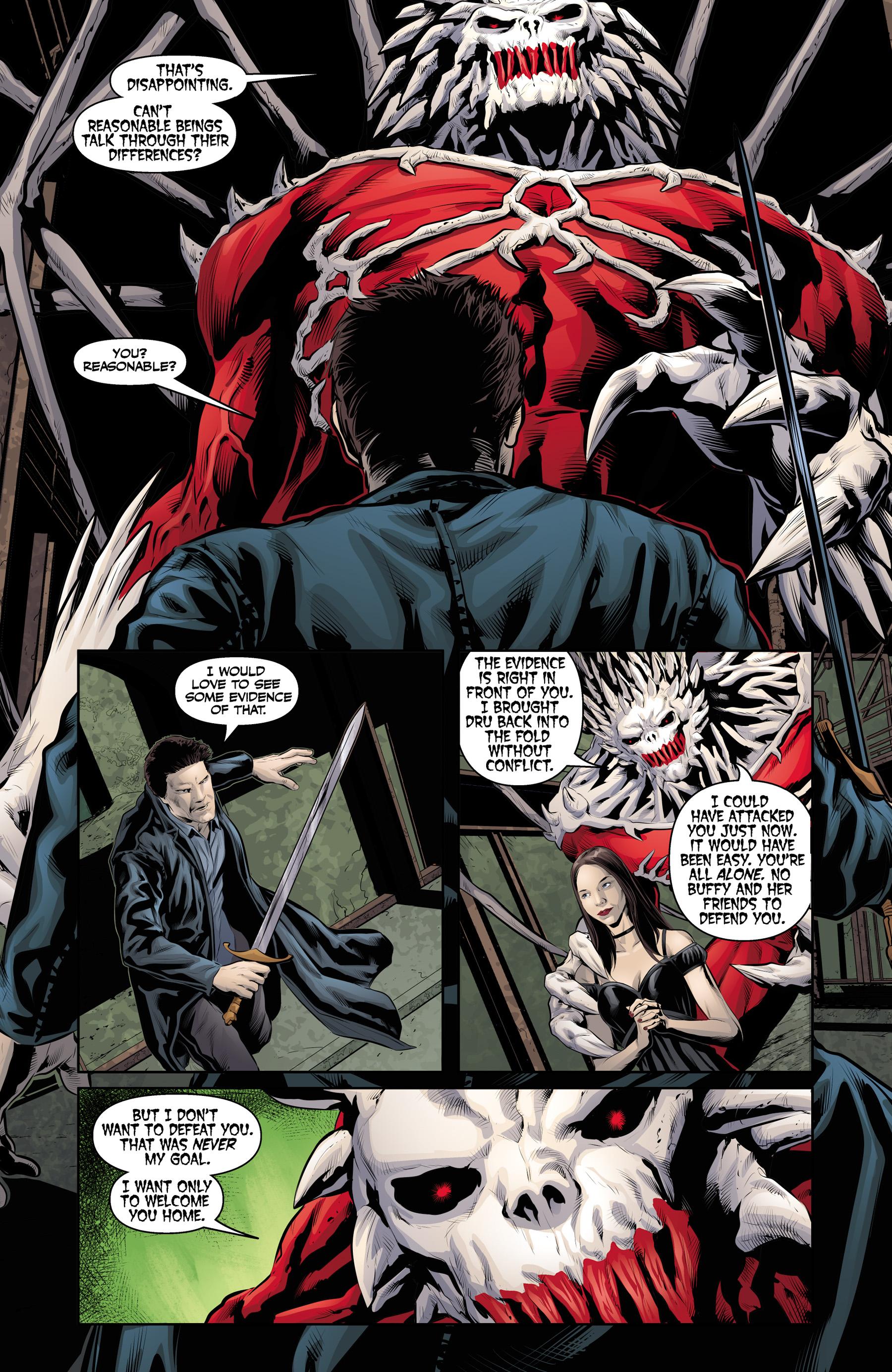 Read online Angel & Faith Season 10 comic -  Issue #21 - 22