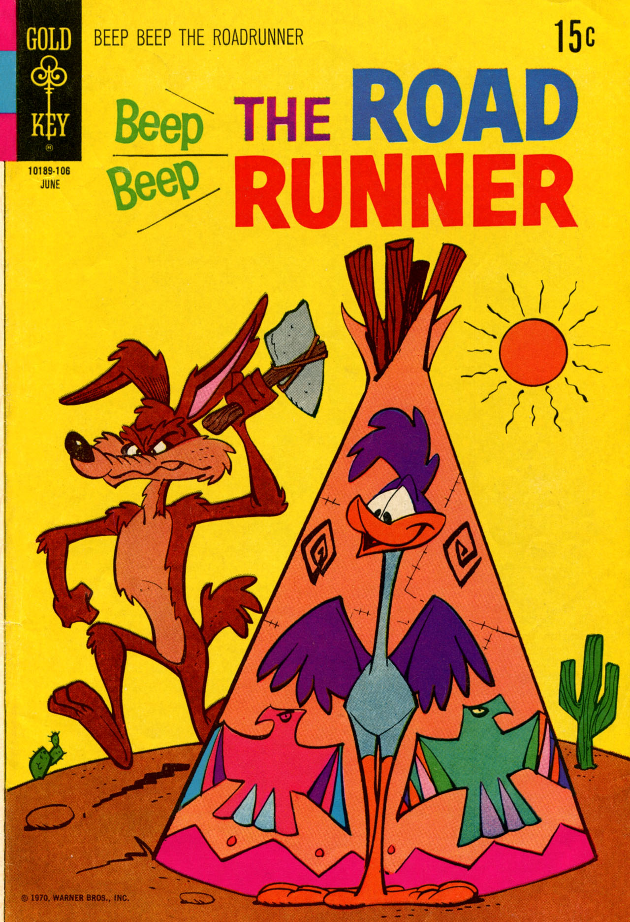 Beep Beep The Road Runner 24 Page 1